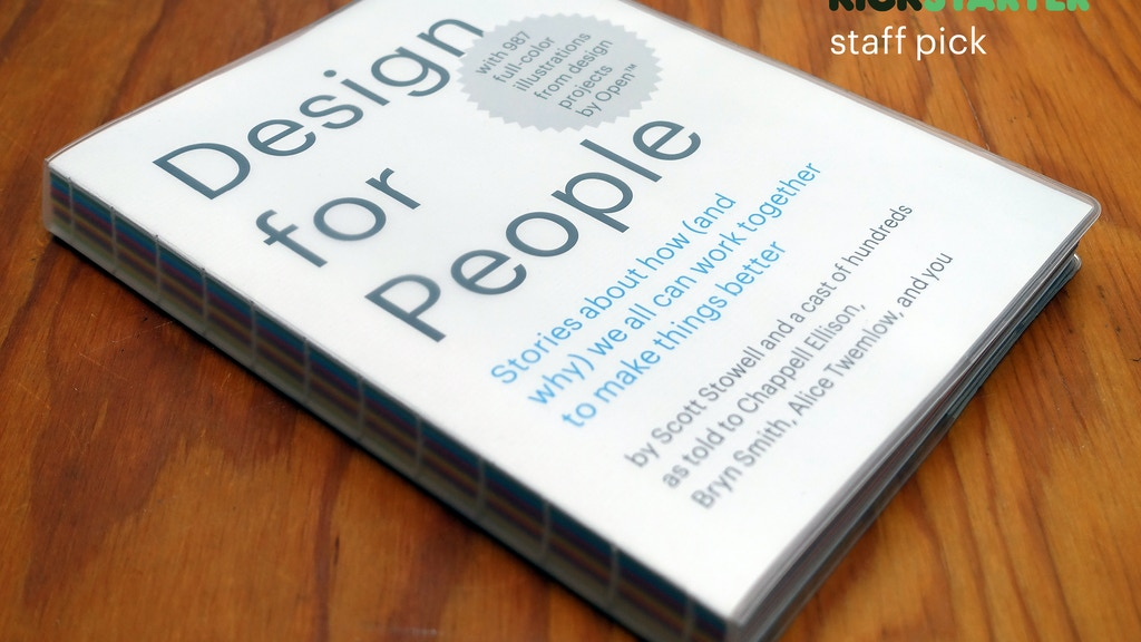 Design for People project video thumbnail