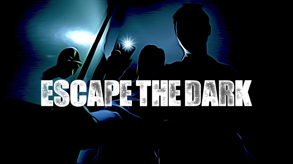 ESCAPE THE DARK: a horror feature project video thumbnail