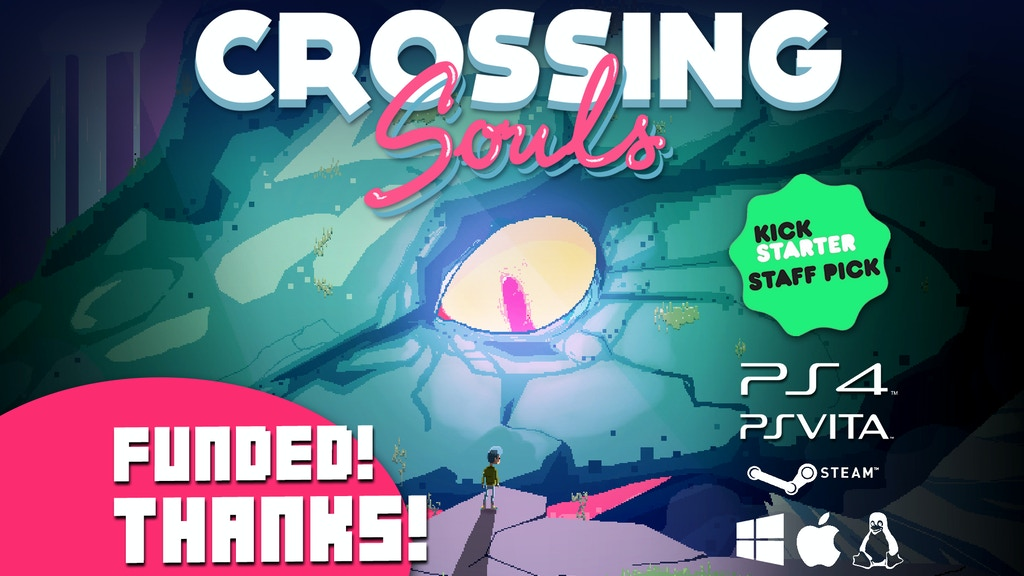 Crossing Souls: An Adventure Between Life and Death project video thumbnail