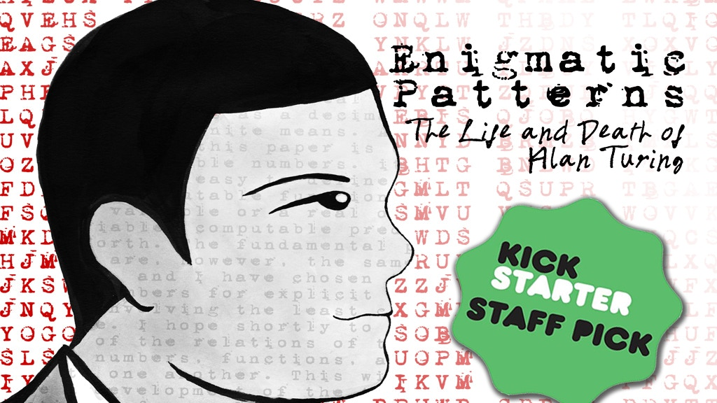 Enigmatic Patterns: The Life and Death of Alan Turing project video thumbnail