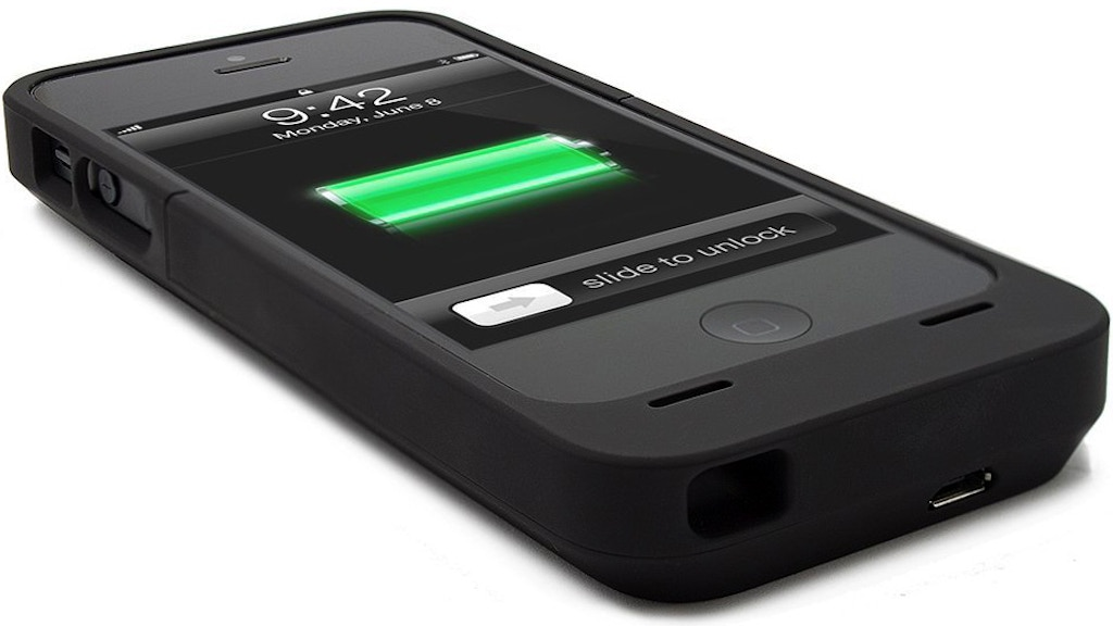 Project image for Wireless Charger For iPhone that uses ambient noise