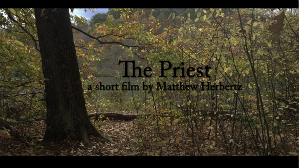 The Priest project video thumbnail