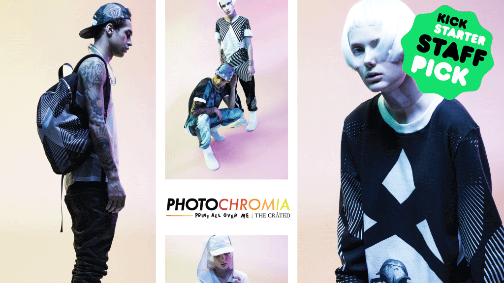 Photochromia: Creating a future where garments respond project video thumbnail