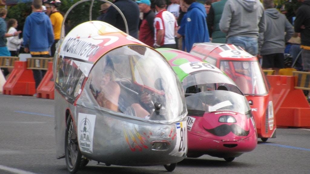 Human Powered Vehicle (HPV) project video thumbnail