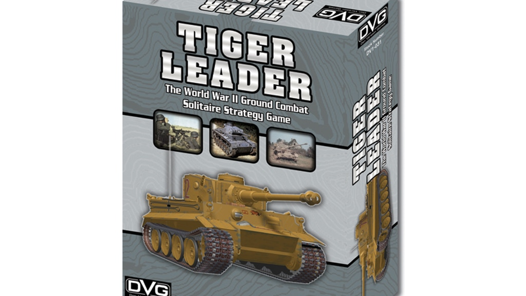 Tiger Leader project video thumbnail