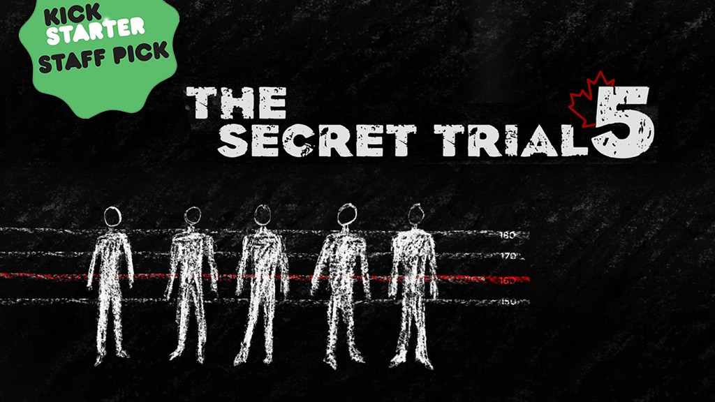 THE SECRET TRIAL 5 - GRASSROOTS CROSS-CANADA TOUR project video thumbnail