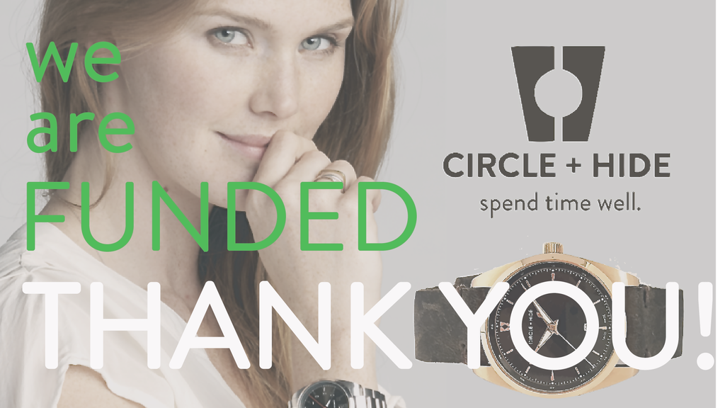 Circle + Hide: Watches with Interchangeable Straps YOU pick project video thumbnail
