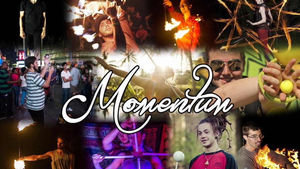 Momentum project video thumbnail