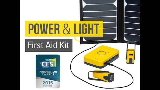Wakawaka Base A Power Amp Light First Aid Kit By Wakawaka