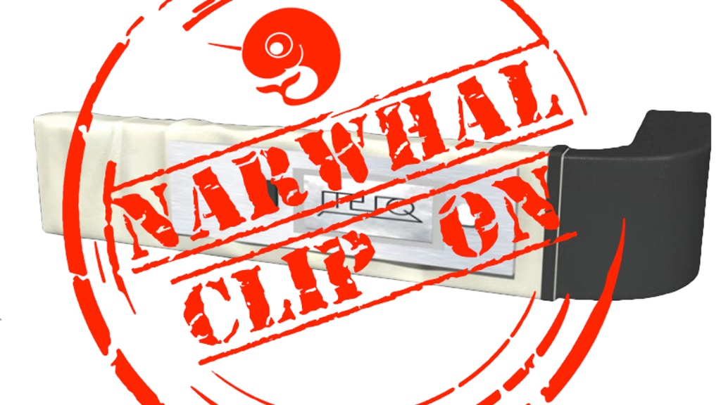 Project image for Narwhal Clip On: A Revolutionary Clip-On Wearable Device
