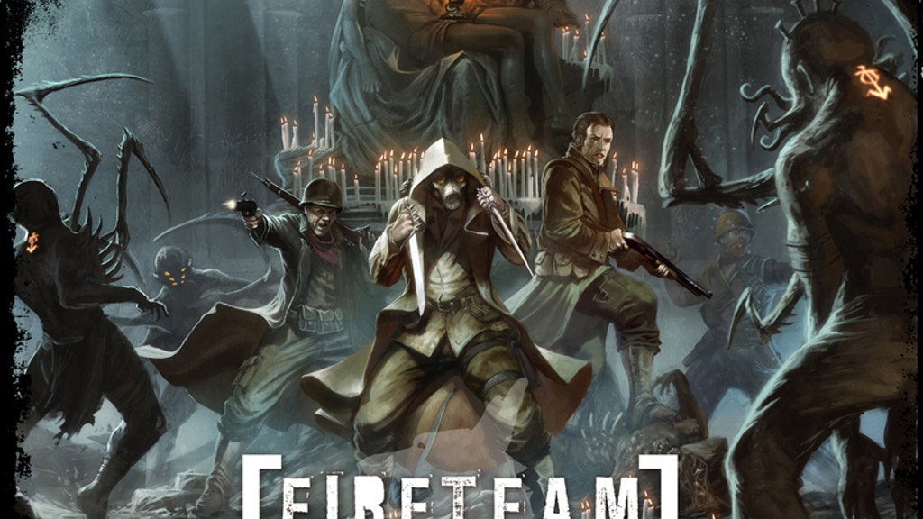 Fireteam Zero project video thumbnail