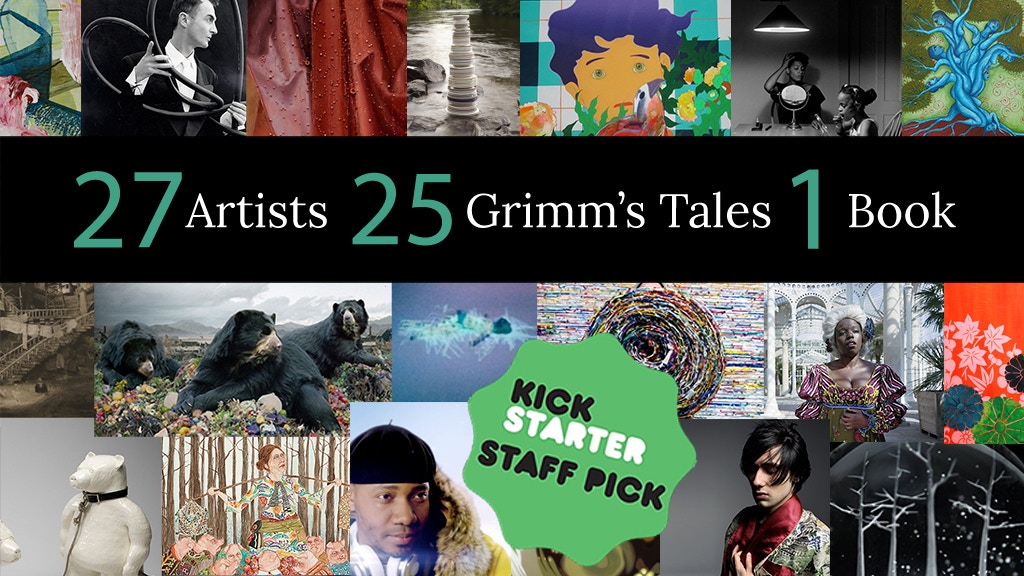 Mirror Mirrored: 27 Artists Reimagine Grimm's Fairy Tales project video thumbnail