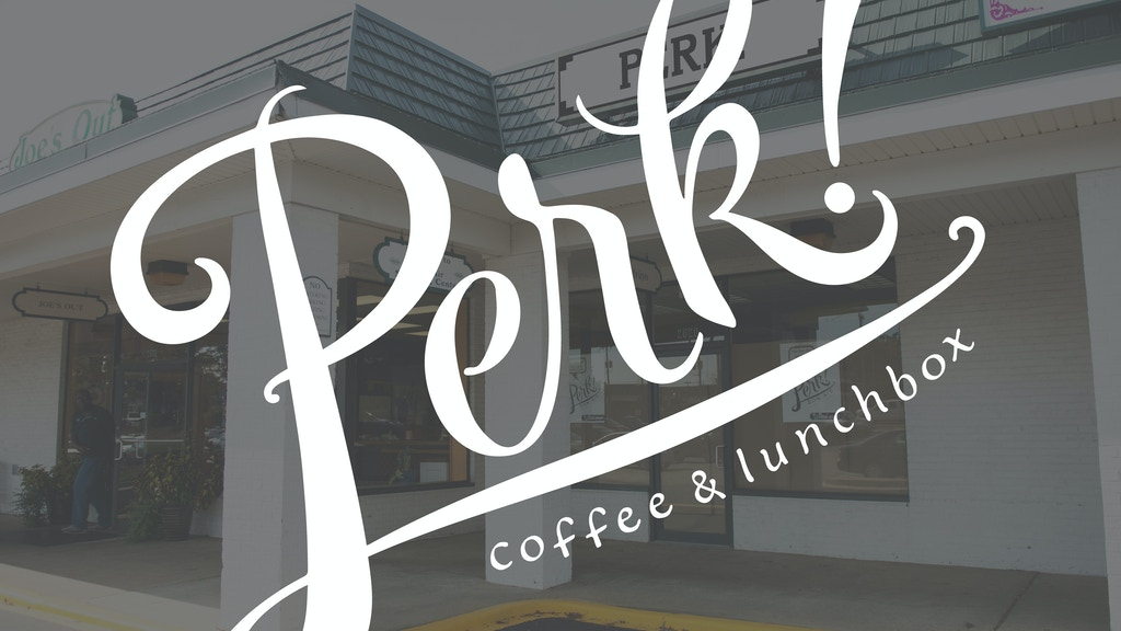 Perk! Coffee + Lunchbox - Bon Air, VA project video thumbnail