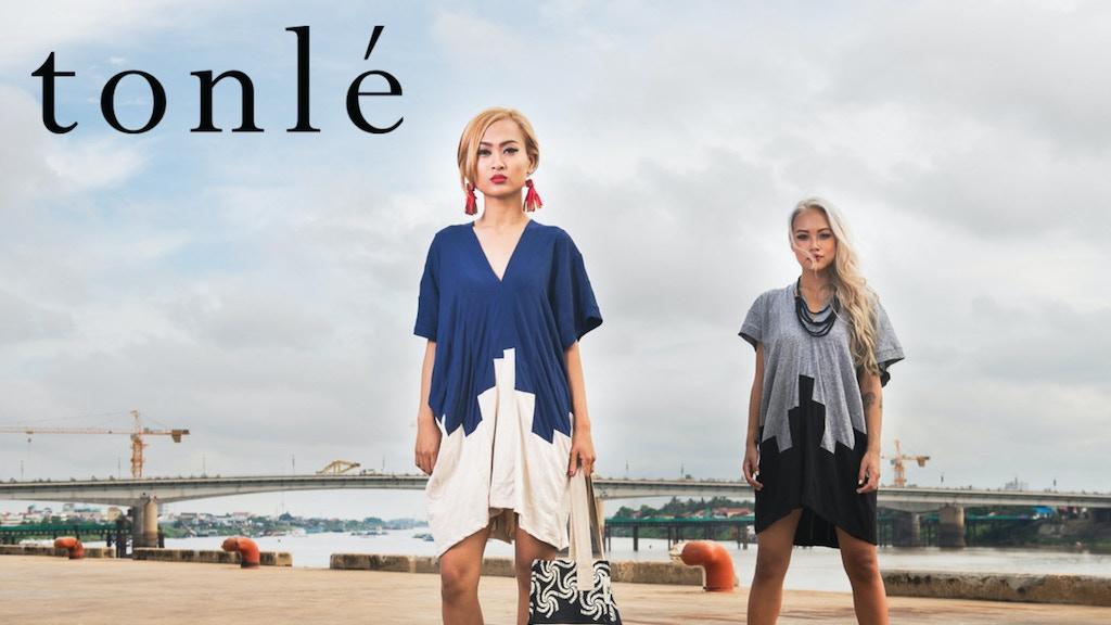 tonlé: zero-waste fair fashion project video thumbnail