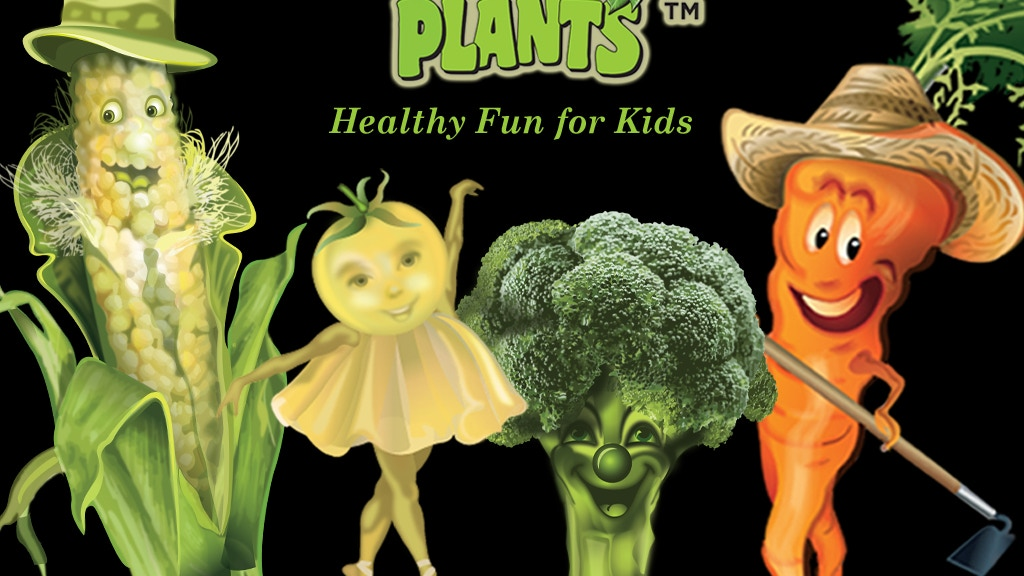 Powerful Plants -  Healthy Fun & Food for Kids! project video thumbnail