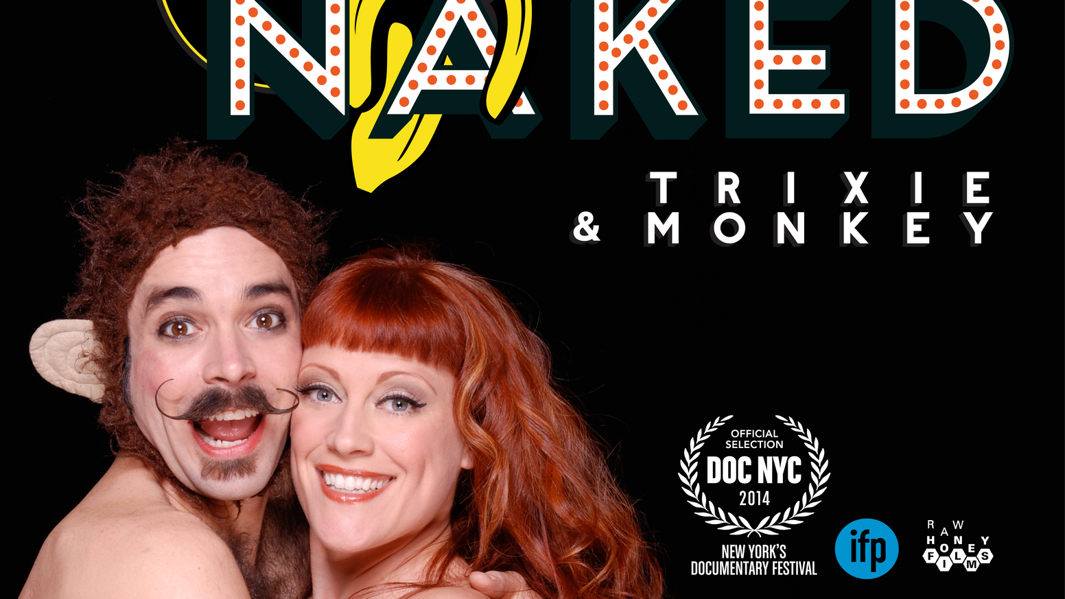 Us, Naked: Trixie & Monkey Q&A with Kirsten DAndrea