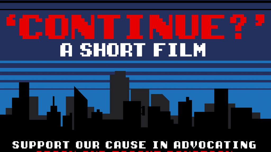 Continue? - a short film project video thumbnail