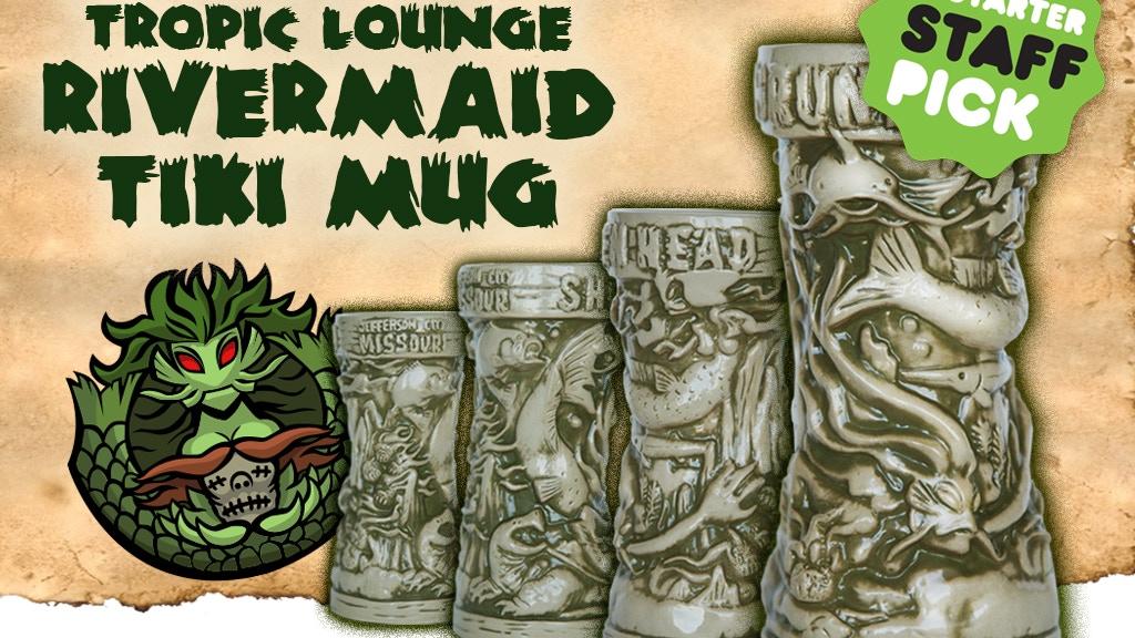 Shrunken Head Tropic Lounge Rivermaid Tiki Mug project video thumbnail