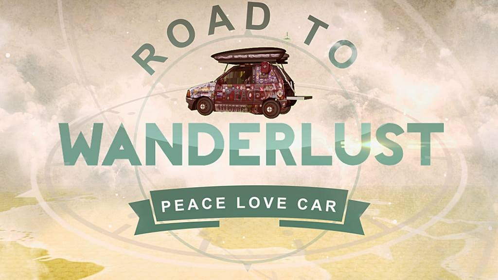 Road To Wanderlust Film project video thumbnail