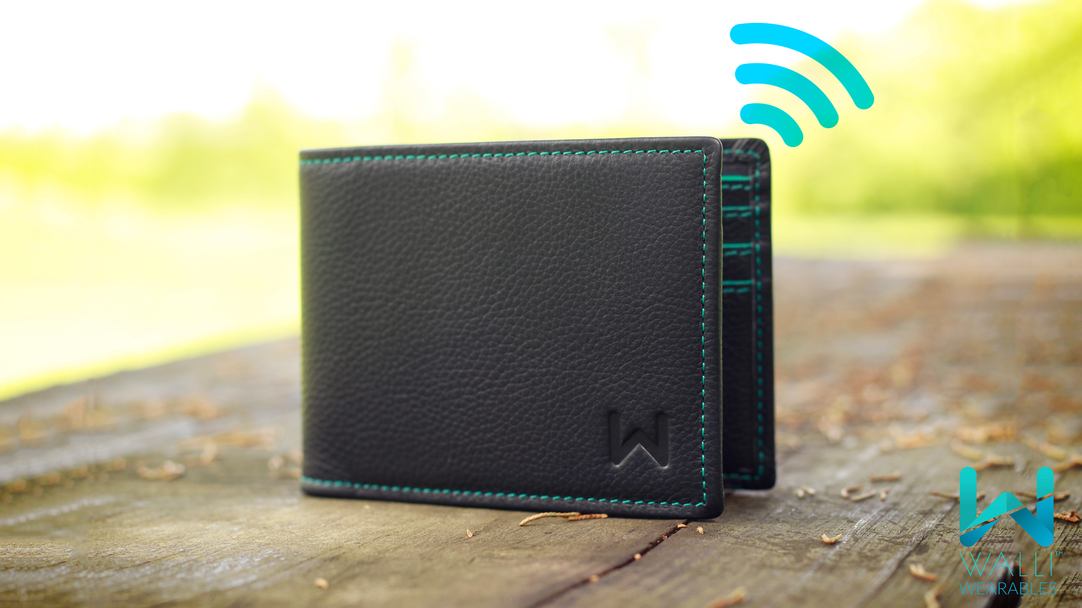 The smartest wallet you will ever own.