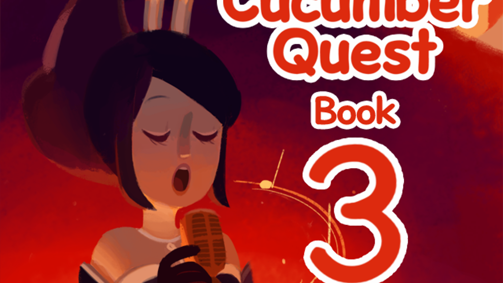 Cucumber Quest Book Three project video thumbnail