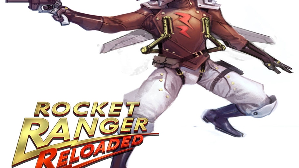 Rocket Ranger Reloaded project video thumbnail
