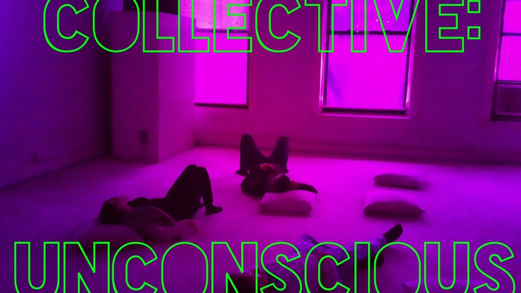collective : unconscious -- a web series project video thumbnail