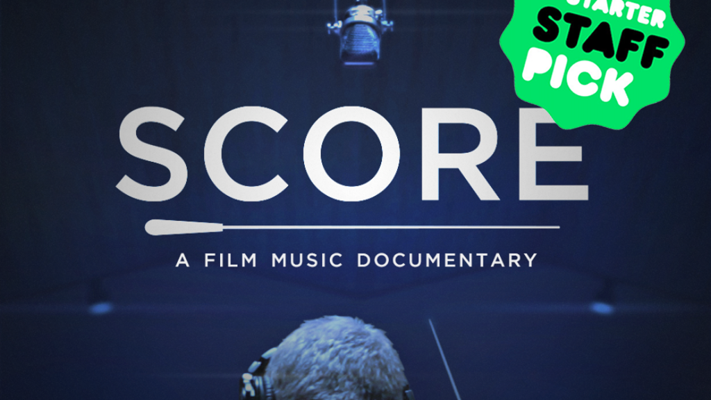 SCORE: A Film Music Documentary project video thumbnail