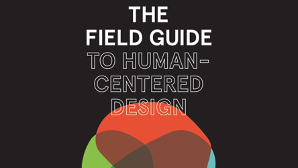 The Field Guide to Human-Centered Design project video thumbnail