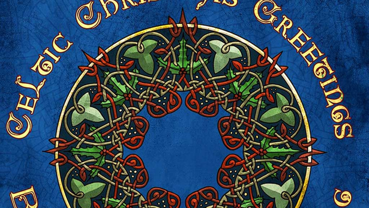 Celtic christmas greeting cards cd by marc gunn kickstarter send your family and friends celtic christmas greetings cards this holiday season complete with celtic christmas music m4hsunfo