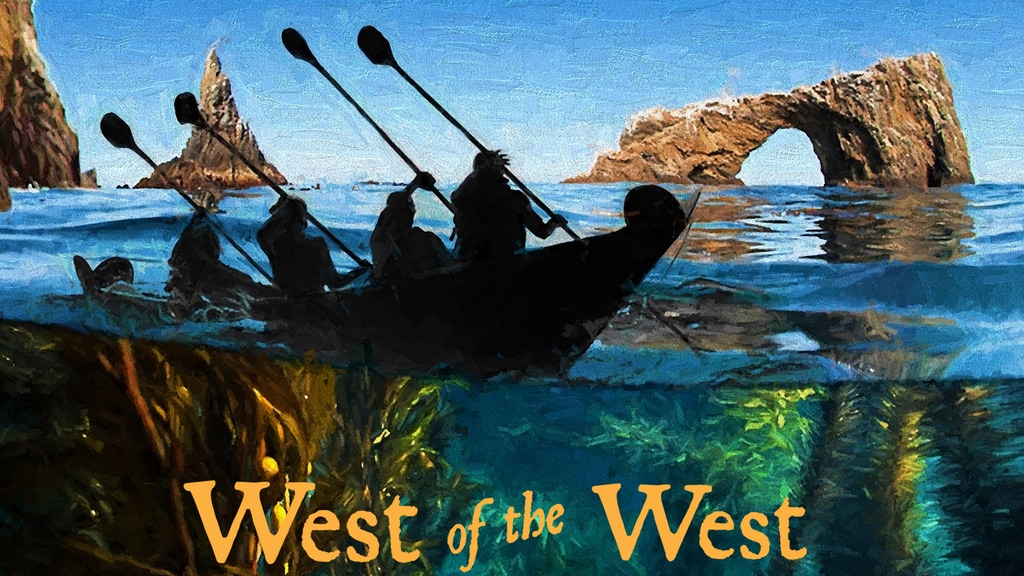 West of the West:  Tales from California's Channel Islands project video thumbnail
