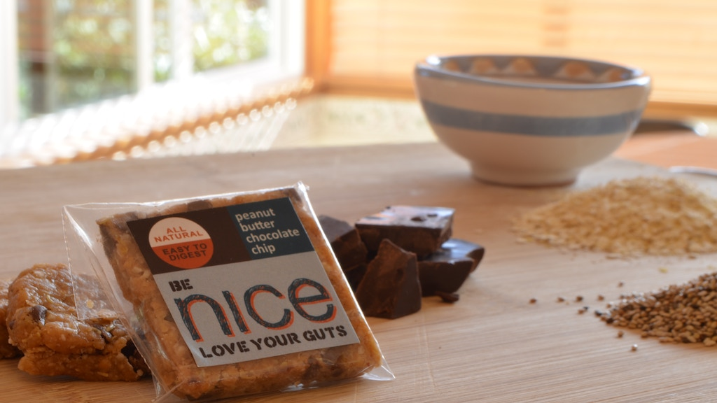 Nice: Protein Bars Without Fermentable Carbs (FODMAPs) project video thumbnail