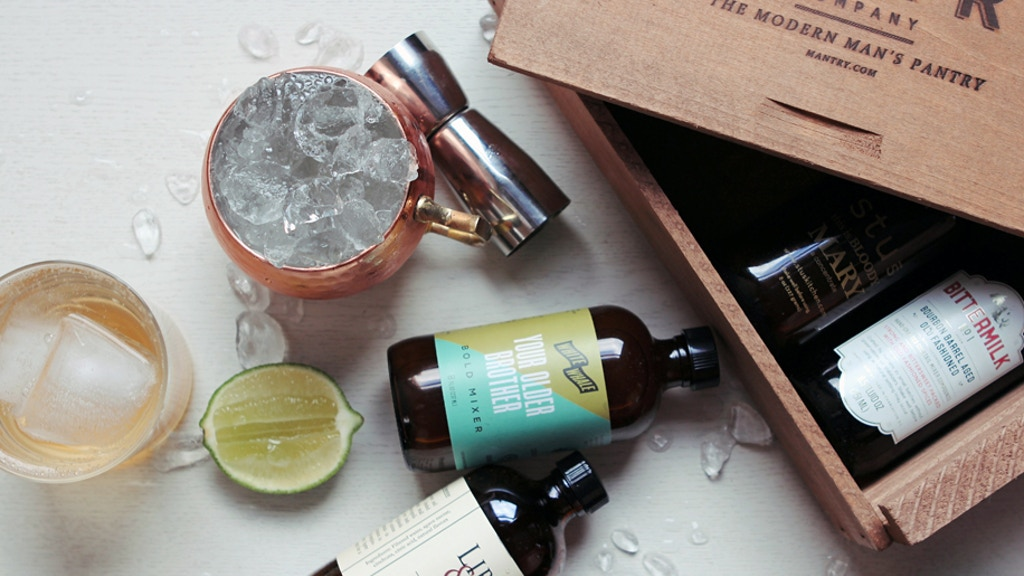 Craft Cocktails at Home by Mantry project video thumbnail