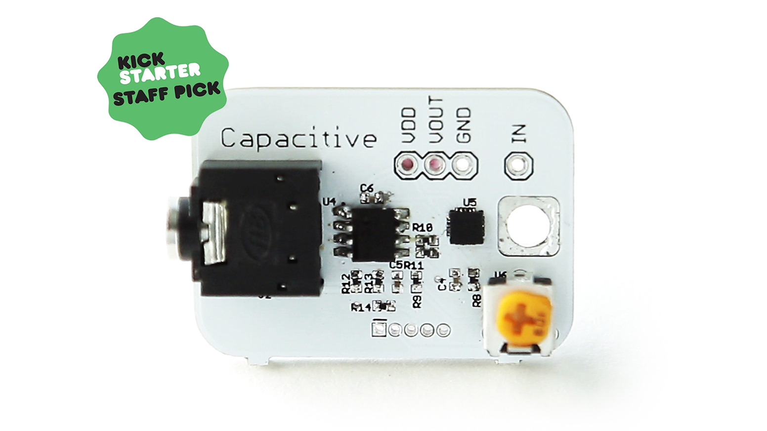 EasyTouch: Turn your world into a touch sensor by inXus