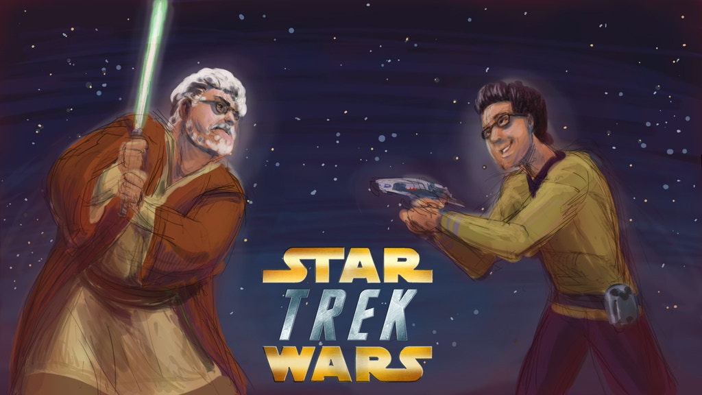 Star Trek Wars project video thumbnail