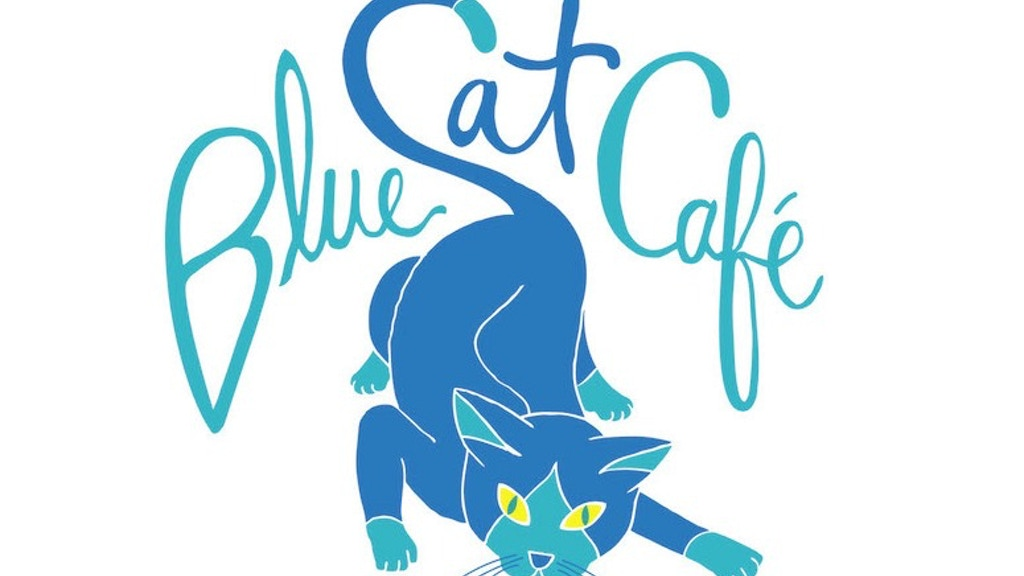 The Blue Cat Cafe - Food Trucks! Coffee! Adoptable Kitties! project video thumbnail
