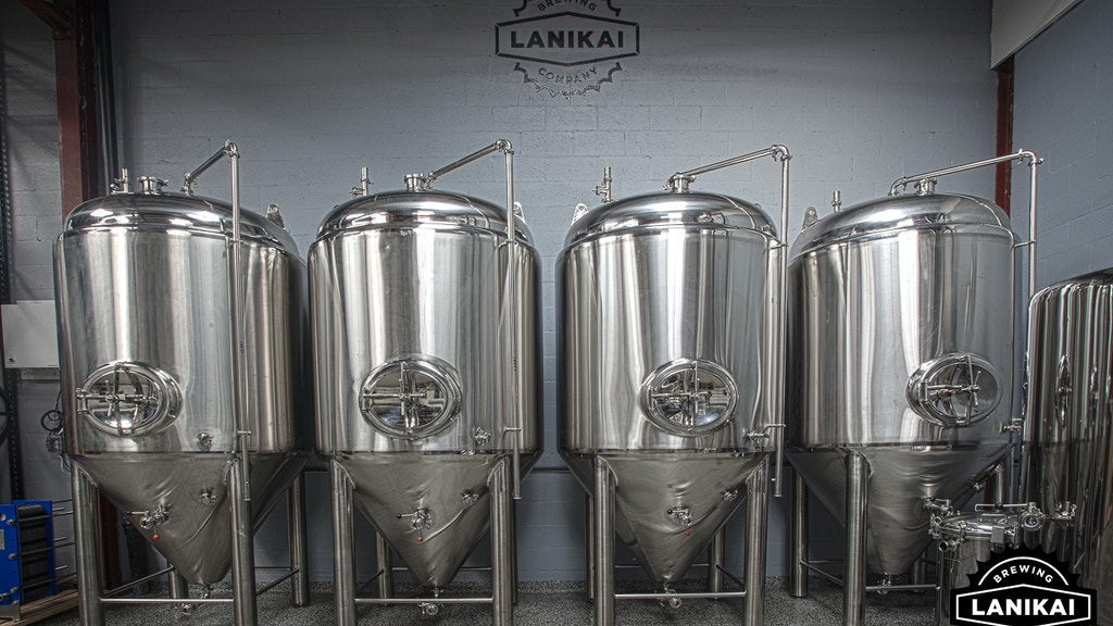 Lanikai Brewing Company - Brewery located in Kailua, Hawaii project video thumbnail