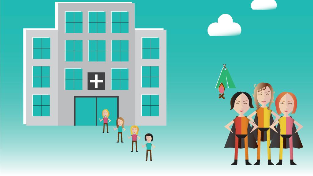 Digitale sykehusfortellinger: å være ungdom på sykehus project video thumbnail