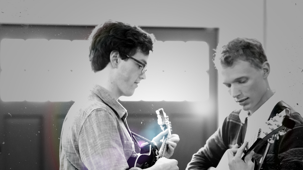 David Benedict and Michael Moore Duo Album Project project video thumbnail