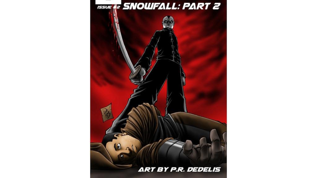 Max Hunter 2: Snowfall Part 2 project video thumbnail