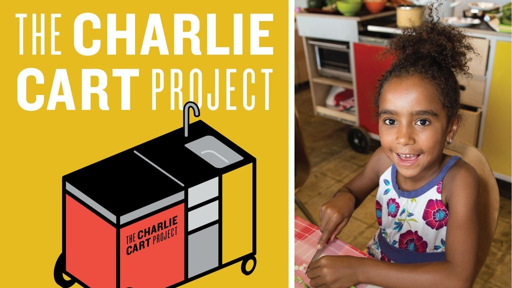 The Charlie Cart Project: A Kitchen for Every Classroom project video thumbnail