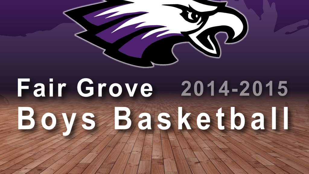 Project image for Fair Grove HS Boys Basketball - 2014/15 Season