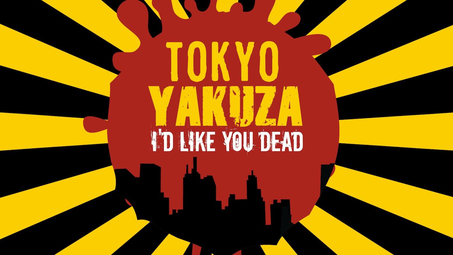 Tokyo Yakuza Short Story Anthology
