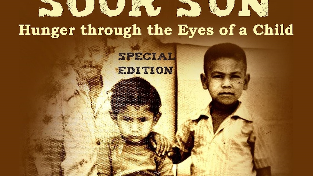 Under the Sour Sun: Hunger through the Eyes of a Child project video thumbnail