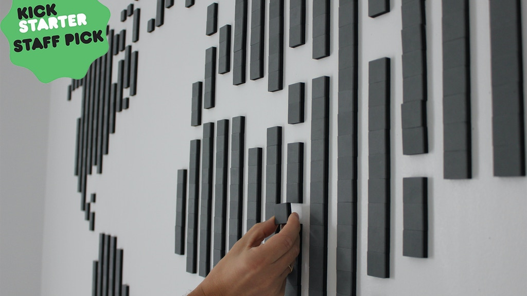 Wallz - Amazing wall art like you've never seen before. project video thumbnail
