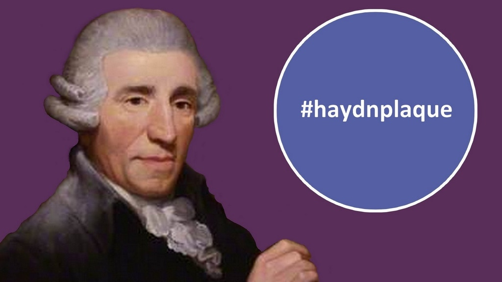 A Haydn Plaque in London project video thumbnail