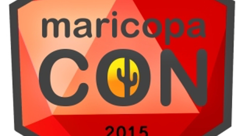 MaricopaCon 2015 project video thumbnail