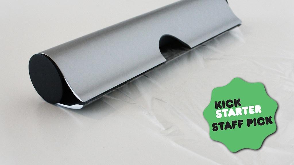 Kronholm Design WRAP DISPENSER - cling film cutter project video thumbnail