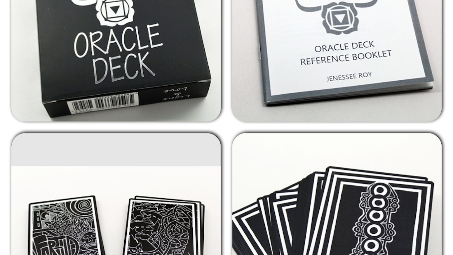 It's Over!We did it with your help!!Oracle Deck, Workbook & eBook ready for distrabution in September 2015