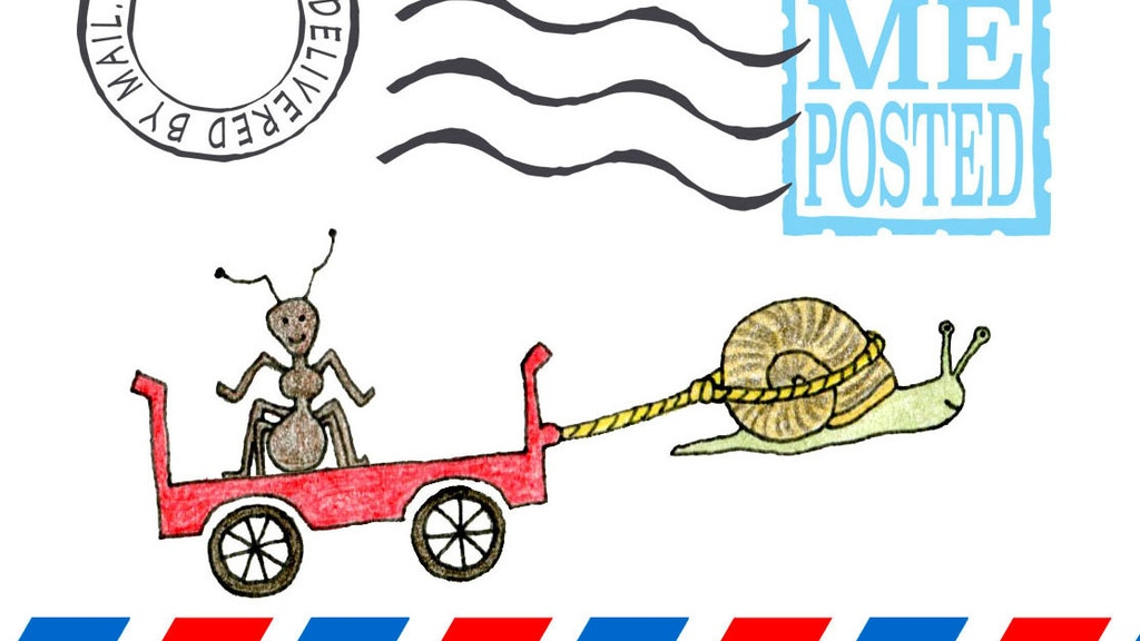 Keep Me Posted: Tiny Tales Delivered by Mail project video thumbnail